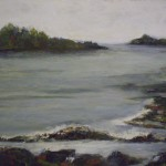 """Littoral -Oil on Canvas -  18""""x24"""" - SOLD"""